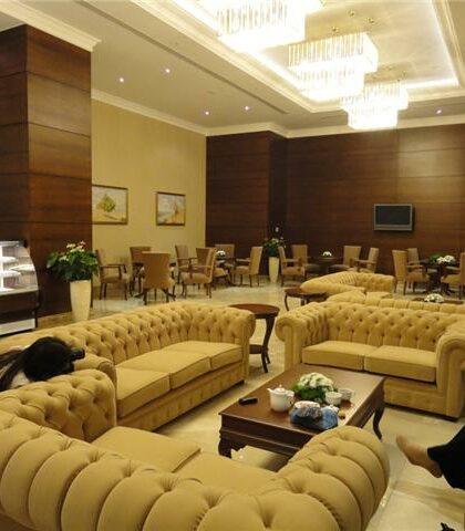 Havaalanı vip mobilyaları