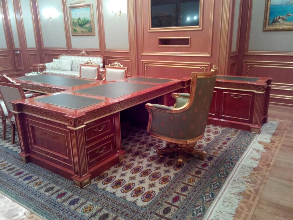 Bostan Mobilya-Cumhurbaşkanlığı dekor işleri Otel Mobilya