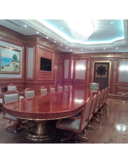 Bostan Mobilya-Cumhurbaşkanlığı dekor işleri