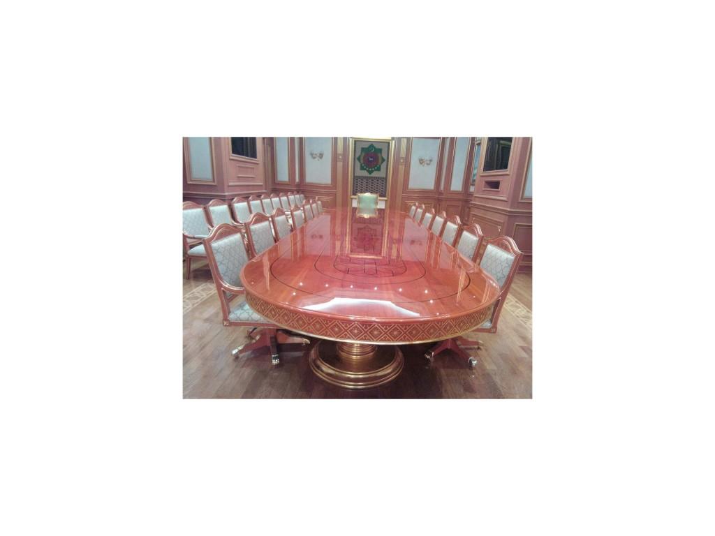 kaliteli otel mobilyaları , salon mobilyaları , lüks bakan toplantı masası , başkan toplantı masası