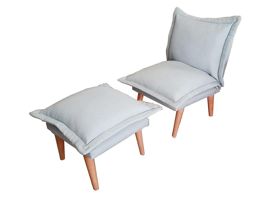 Bostan mobilya da bulabileceğiniz dinlenme koltuğu ve pufu son derece kullanışlı ve rahat bir ürün,sizler için Bostan Moblya'da.