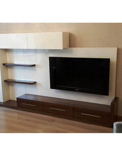 Ankara Siteler Modern büyük TV ünitesi-plazmalık