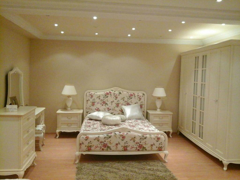 Ankara masif country yatak odası