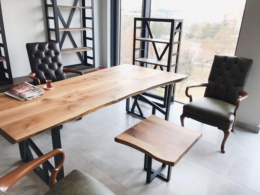 Masif tasarım sehba ofis mobilyaları