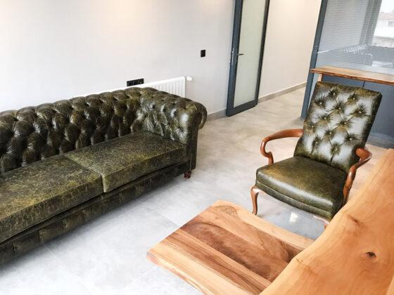 kaliteli ağaç masif ofis mobilyaları