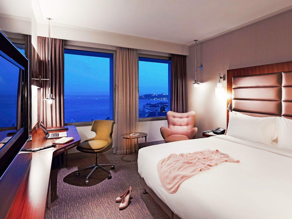 Dubai Otel Mobilya Dekorasyonu