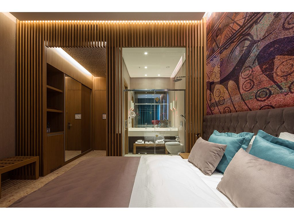 Suudi Arabistan Otel Tasarımı