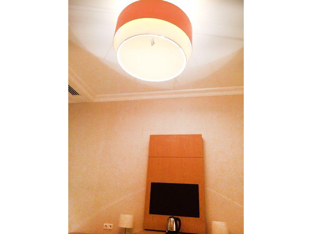 otel aydınlatma lamba