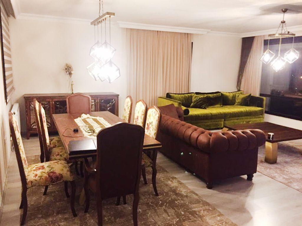 Klasik Salon Mobilya