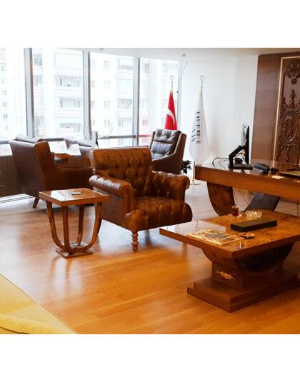 Klasik Özel Ofis Takımı