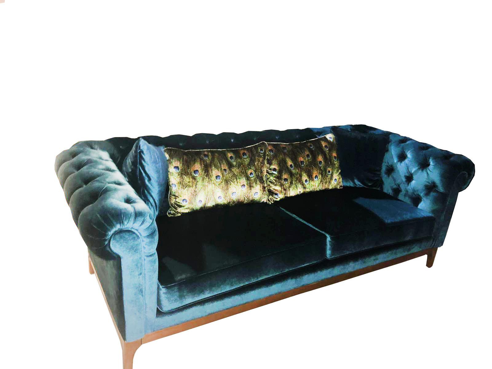 Ankara modern chester koltuk