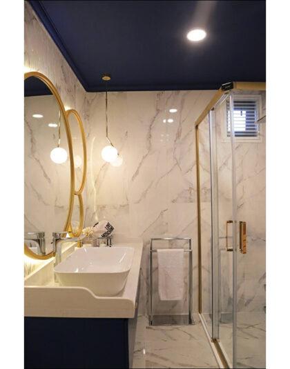 Villa Banyo Tasarımı